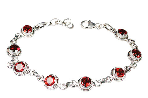 Garnet Bracelets 6
