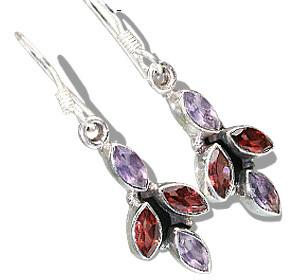 Garnet Earrings 8
