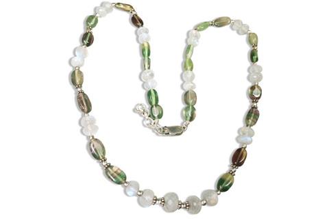 Moonstone Necklaces 2