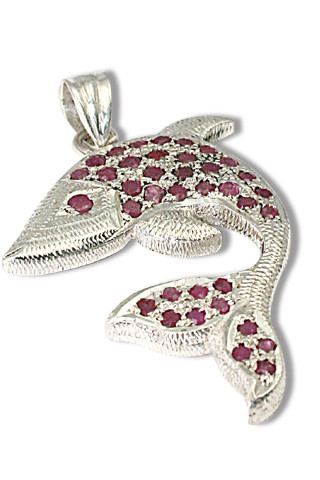 Charms Ruby Pendants