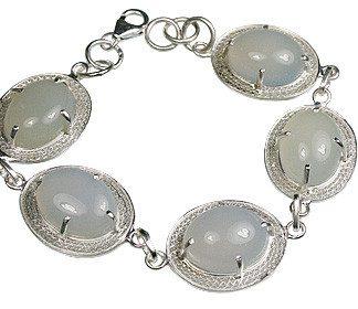 Chalcedony Bracelets 2