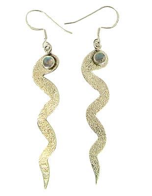 Labradorite Earrings 3