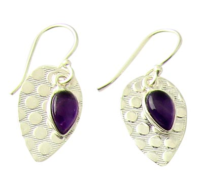 Amethyst Earrings 9