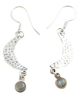 Labradorite Earrings 4