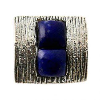 Petite Lapis Lazuli Slide Pendant