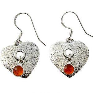 carnelian earrings 15