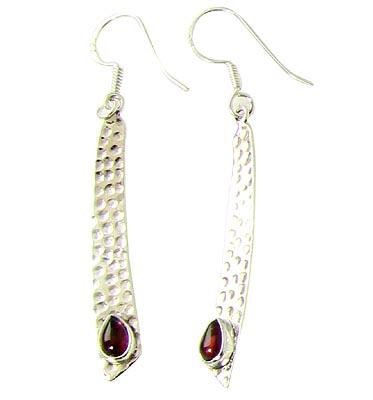 Garnet Earrings 15