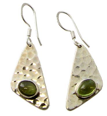 Peridot Earrings 11