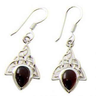 garnet earrings 16