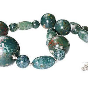 ethnic bloodstone necklaces 2