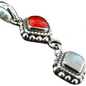 classic carnelian pendants