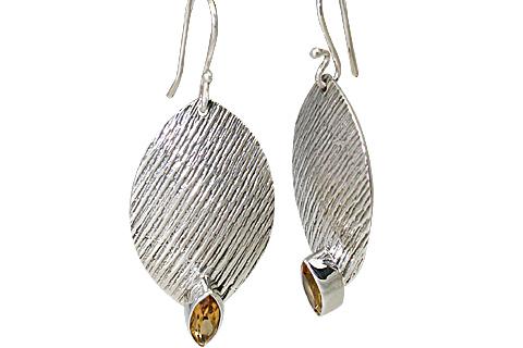 Citrine Earrings 13