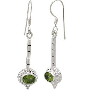 peridot earrings 9