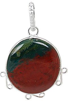 Bloodstone Pendants 10
