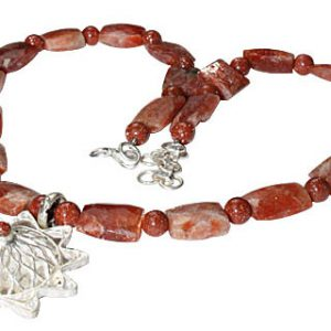 sunstone necklaces