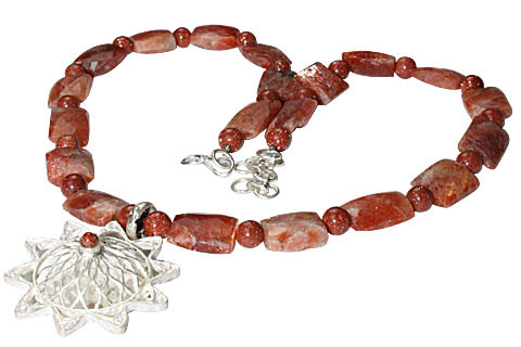 Sunstone Necklaces