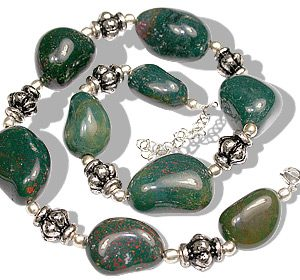 ethnic bloodstone necklaces 4