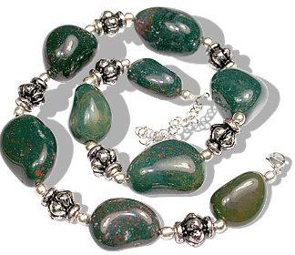 ethnic bloodstone necklaces 4