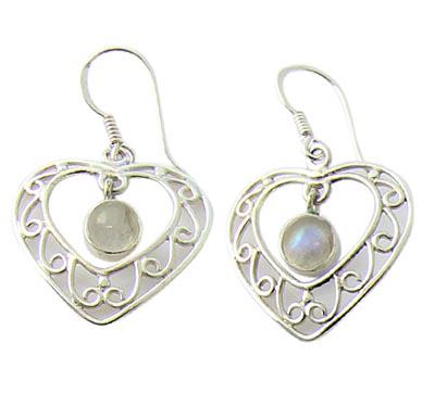 Moonstone Earring 6