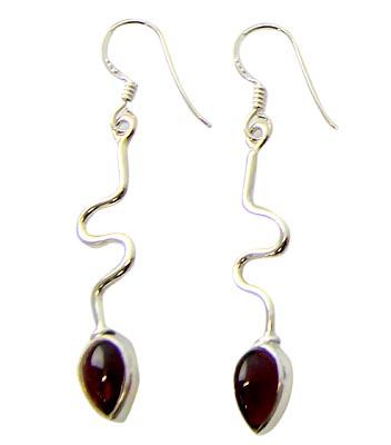 Garnet Earrings 17