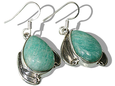 american-southwest amazonite earrings