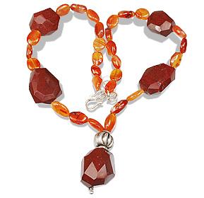 Carnelian Necklaces 10