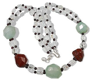 chunky crystal necklaces 3