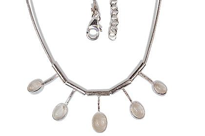 Rose Quartz Necklaces 7