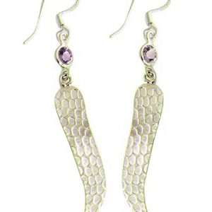 faceted amethyst earrings 8