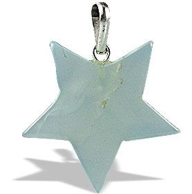 Star Onyx Pendants