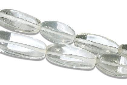 Crystal Canoe Beads (14-20mm)