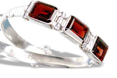 Art-deco Garnet Bracelets 2