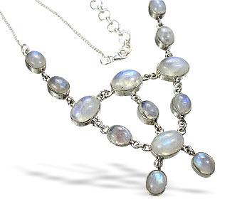 Moonstone Necklaces 8