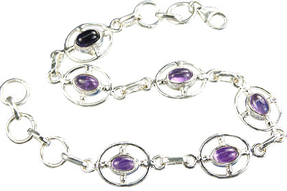 Amethyst Bracelets 13