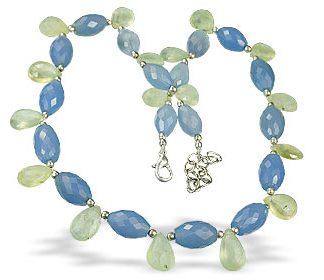 chalcedony necklaces 4