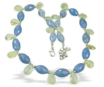 Chalcedony Necklaces 4