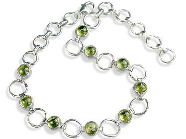 Peridot Bracelets 12