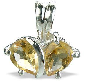 citrine pendants 9
