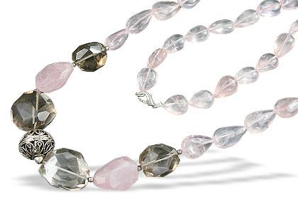 Rose Quartz Necklaces 9