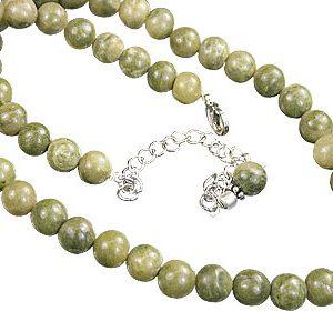 chrysoprase necklaces 2