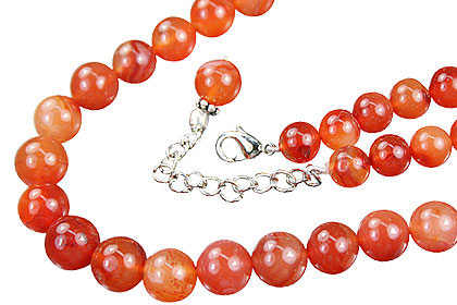 Carnelian Necklaces 14