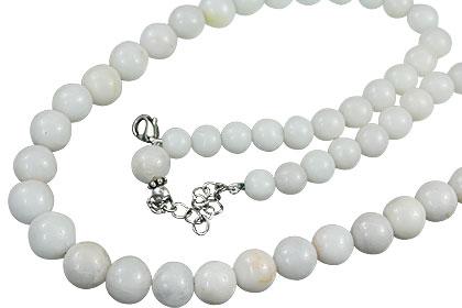 Snow Quartz Necklaces