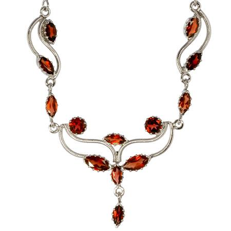 Garnet Necklaces 15