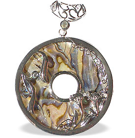 art-deco mother-of-pearl pendants 2