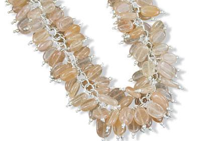 cha-cha aventurine necklaces
