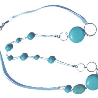 contemporary turquoise necklaces 2