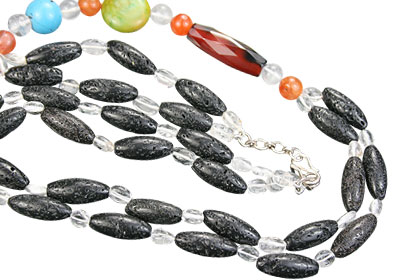 multi-stone necklaces 3
