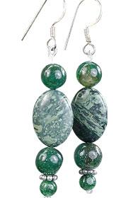 aventurine earrings 4
