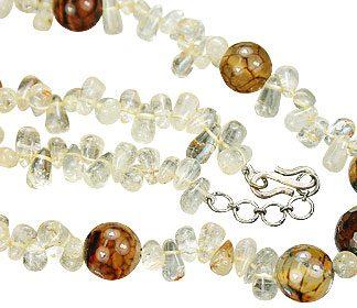citrine necklaces 3