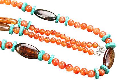 Carnelian Necklaces 19